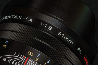 FA31mmF1.8AL Limited (Black)