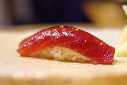 二代目太郎の寿司