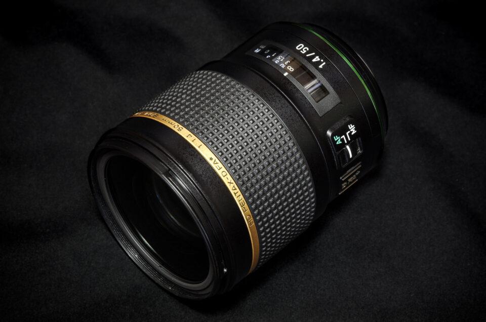 DFA★50mmF1.4 SDM AW