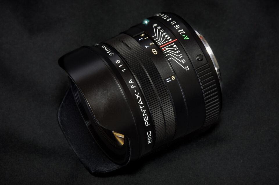 smc FA31mmF1.8AL Limited
