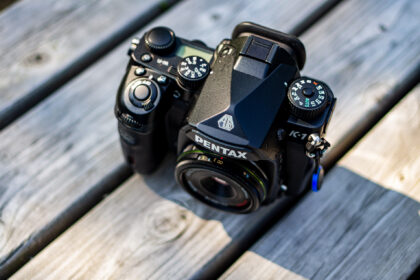 K-1改+DA40mm