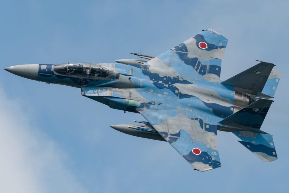 F-15アグレッサー(処理前)