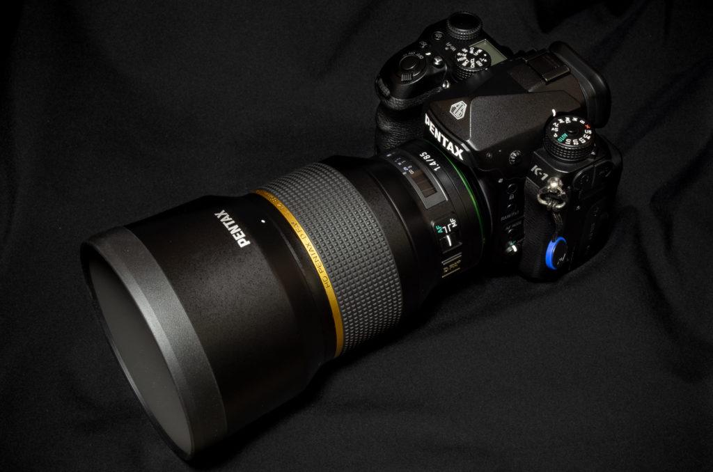 PENTAX K-1改 + DFA★85mmF1.4