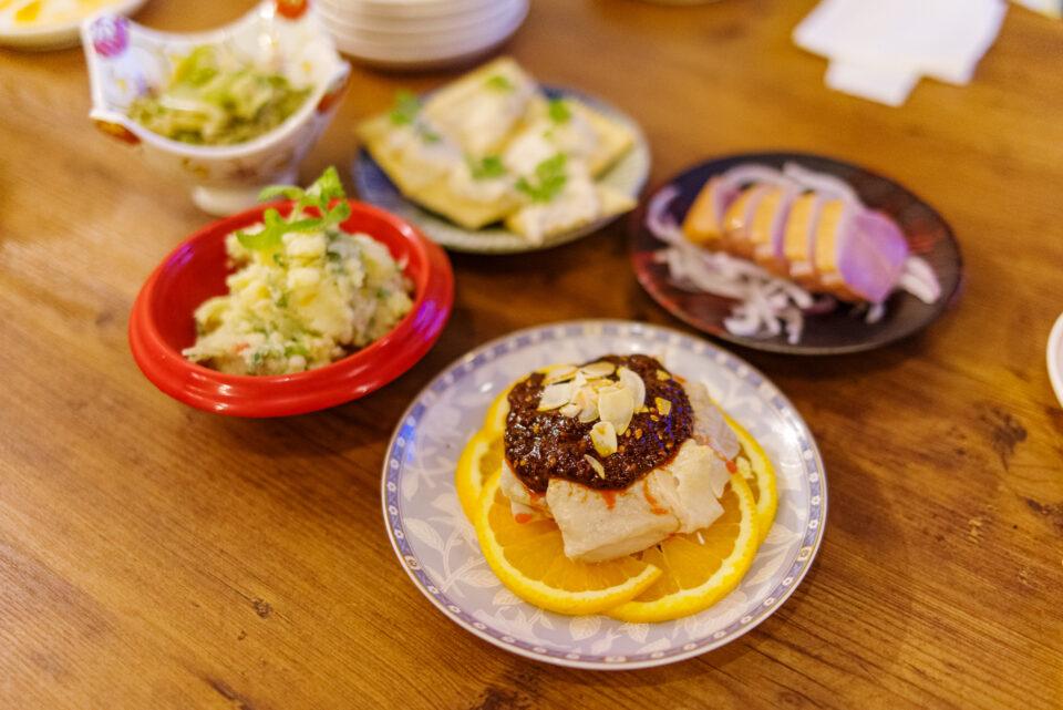 海月食堂の前菜