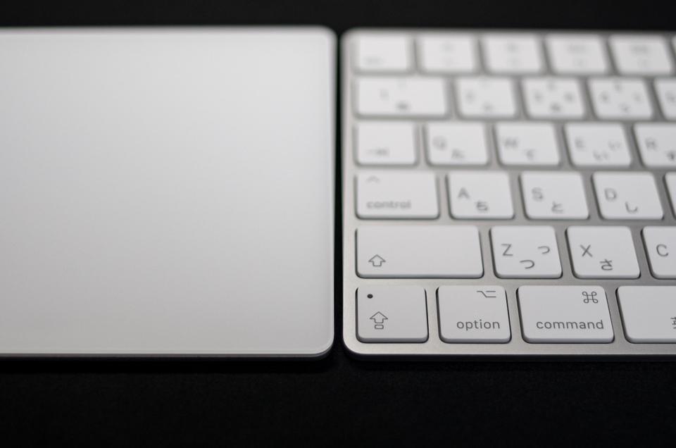 Apple Magic Keyboard & TrackPad