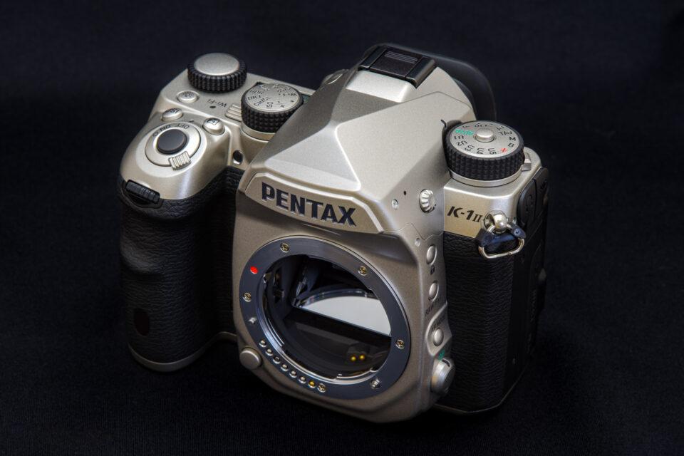 K-1 Mark II Silver Edition