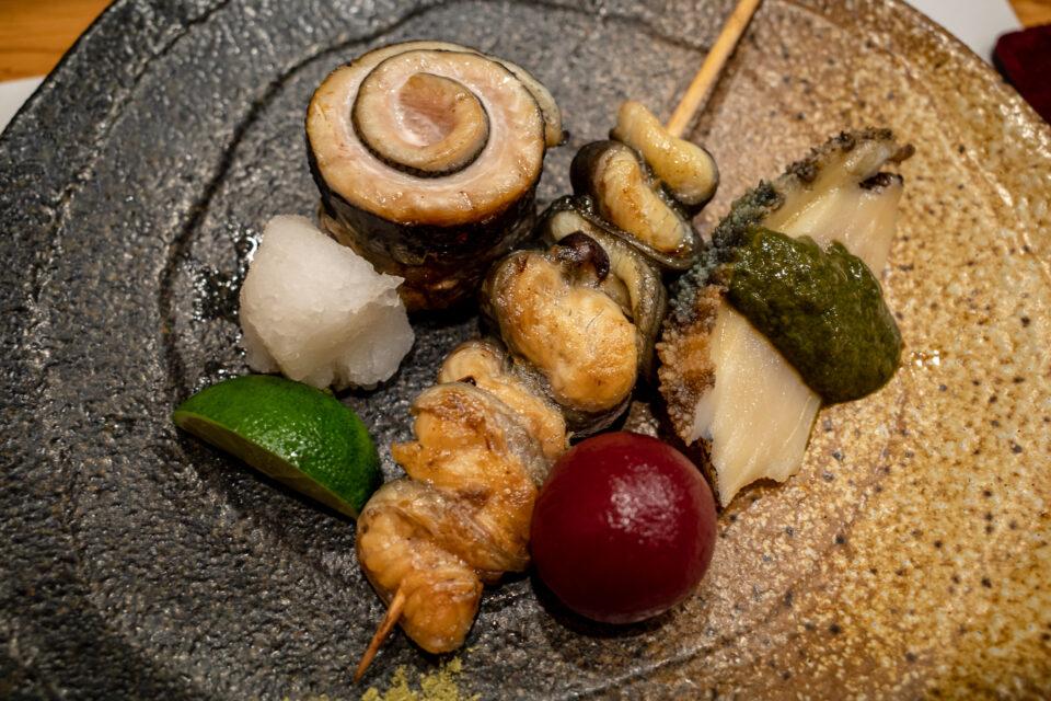 秋刀魚など焼き物