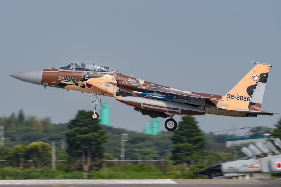 F-15アグレッサー デザートカラー