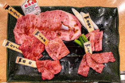 松阪牛6品盛り合わせ