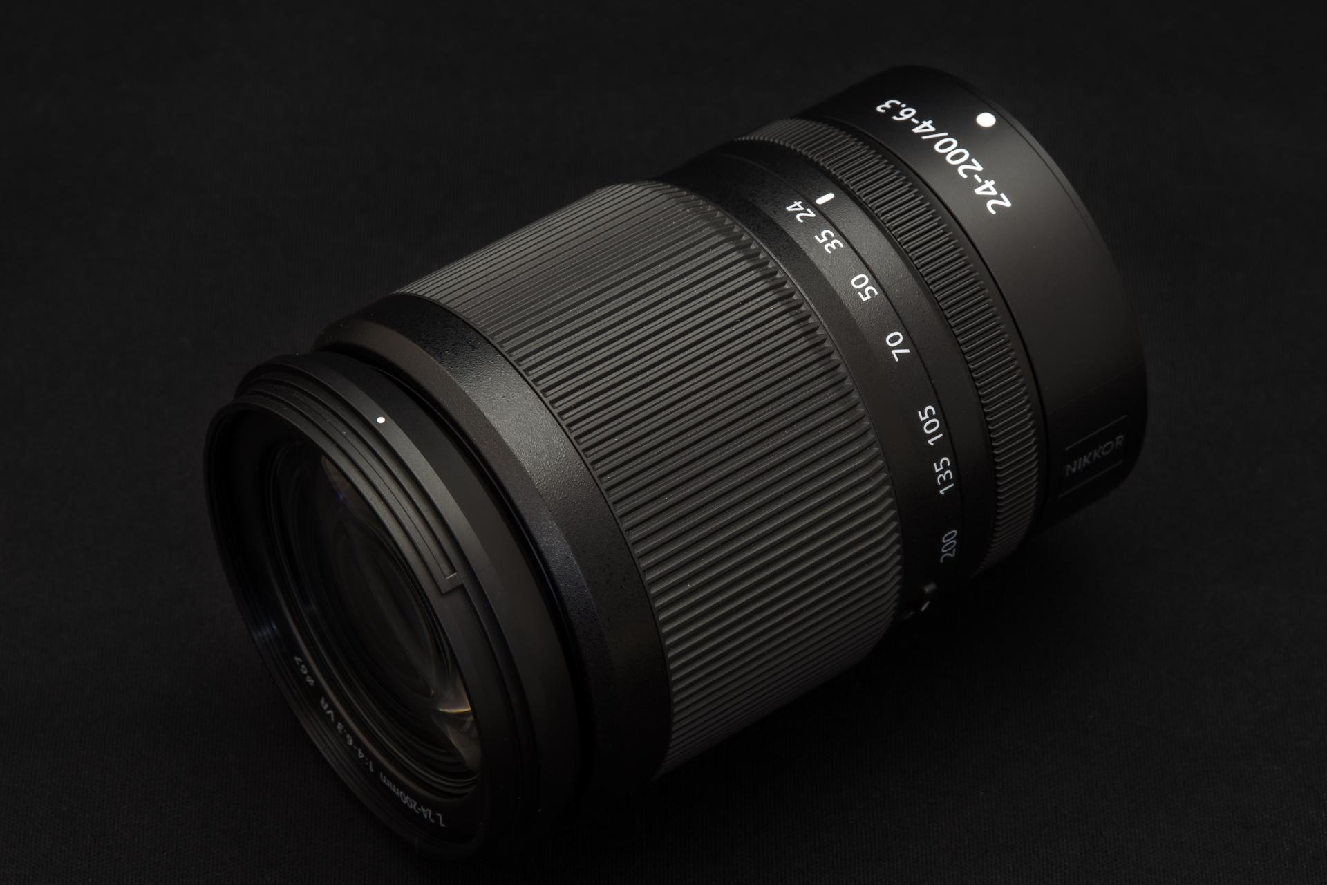 Nikkor Z 24-200mm