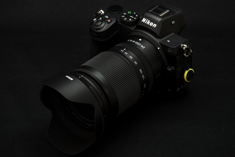 Nikon Z 5 + Nikkor Z 24-200mm F4-6.3 VR
