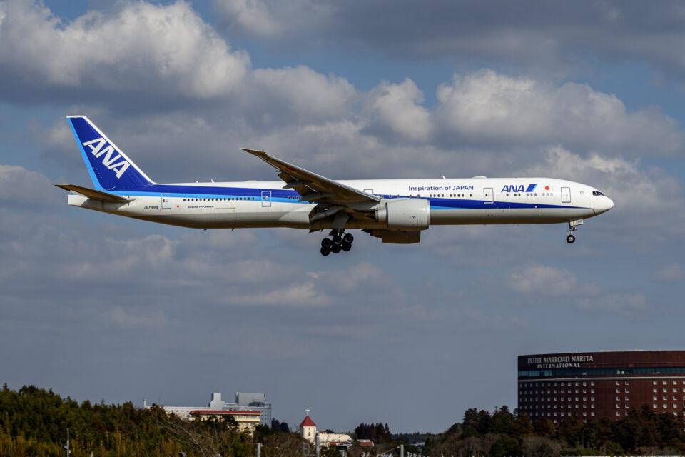 ANA B777-300ER