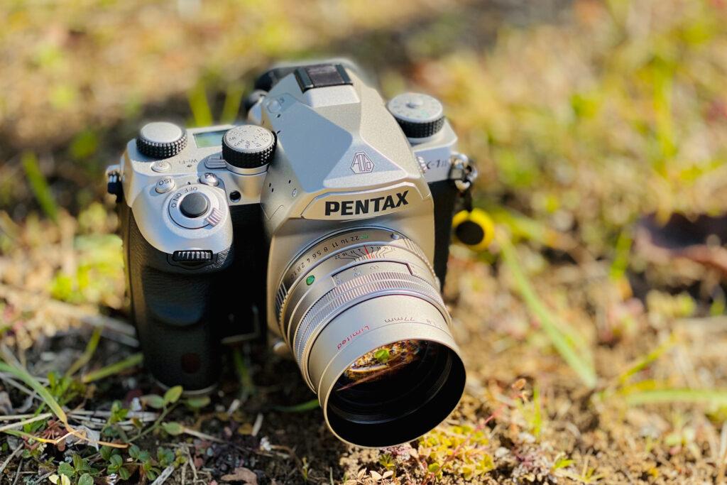 PENTAX K-1 II SE と smc FA77mmF1.8 Limited