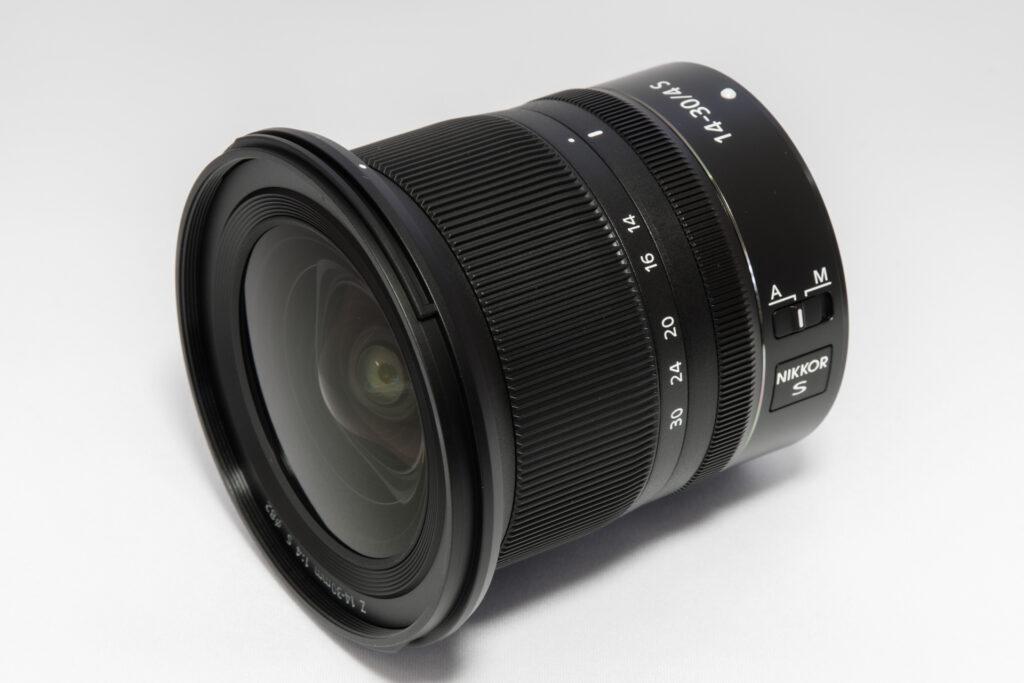 NIKKOR Z14-30mm f/4 S 鏡胴
