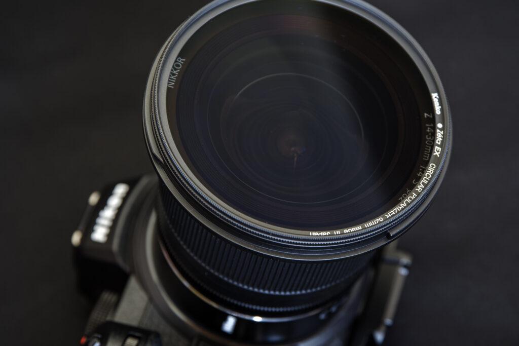 NIKKOR Z14-30mm f/4 S フィルター