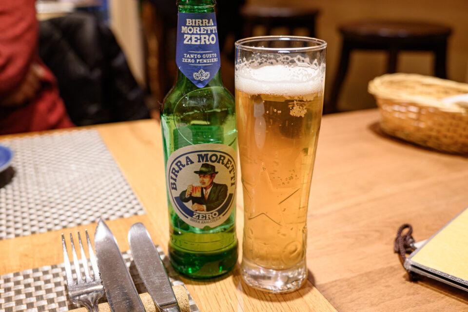ビリエットのノンアルコールビール