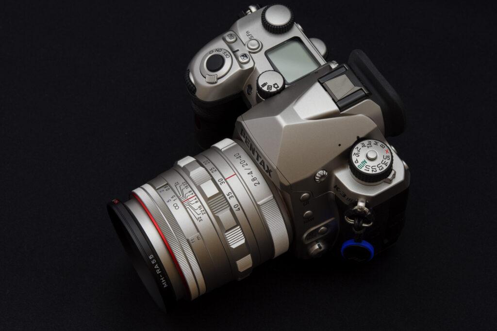 K-3 Mark III + HD DA20-40mm