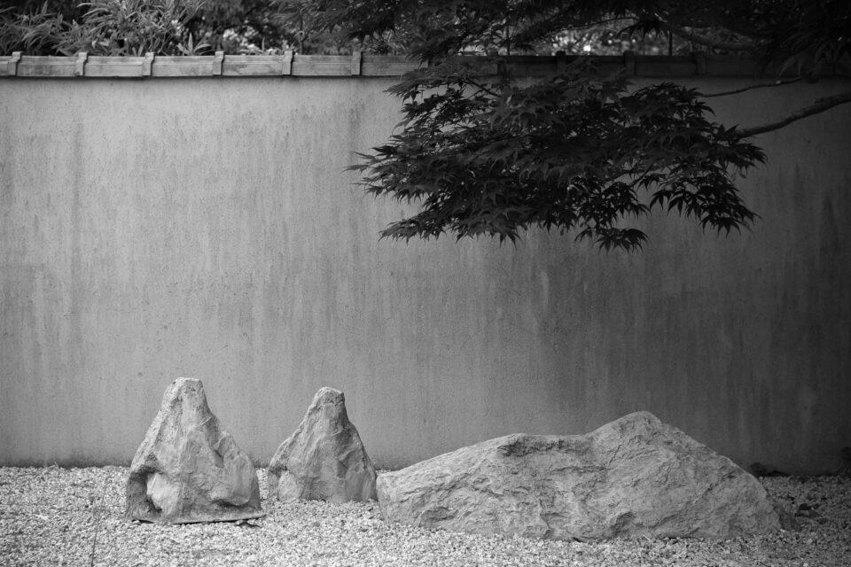 日本庭園枯山水