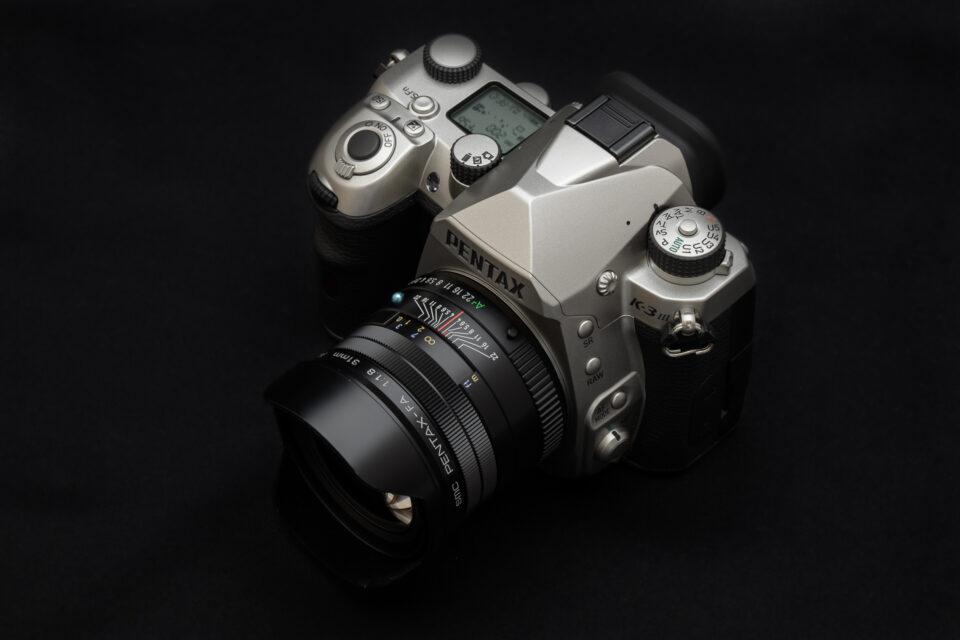 PENTAX K-3 Mark III + smc FA31mmF1.8AL Limited