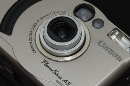 Canon PowerShot A5 Zoom