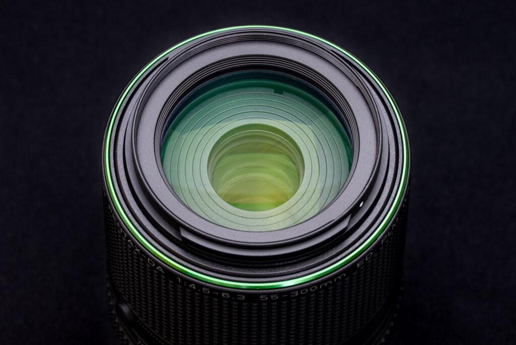 HD DA55-300mmPLM 前玉