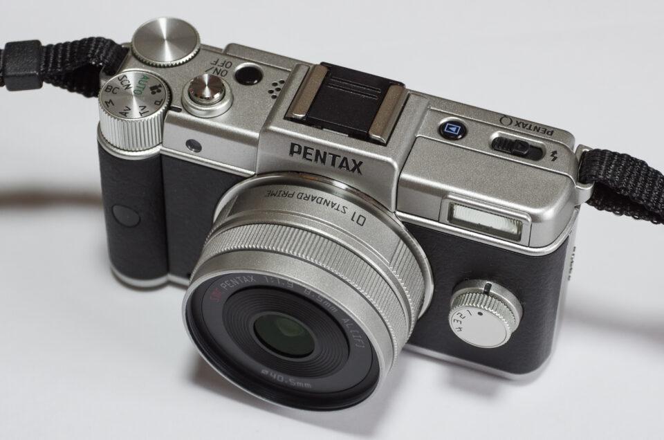 PENTAX Q Limited Silver