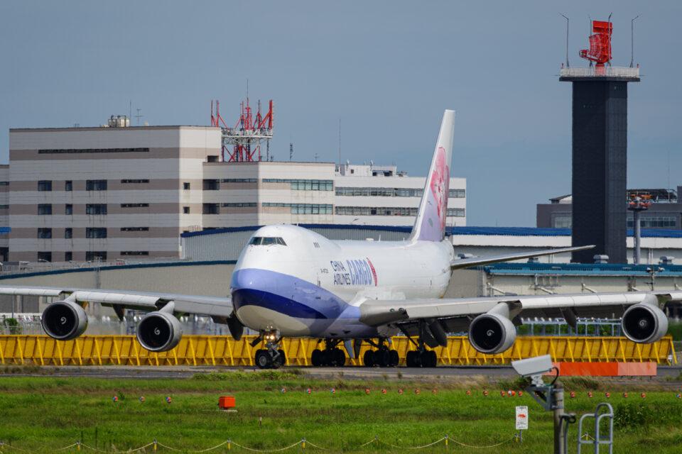 チャイナエア B747-400F