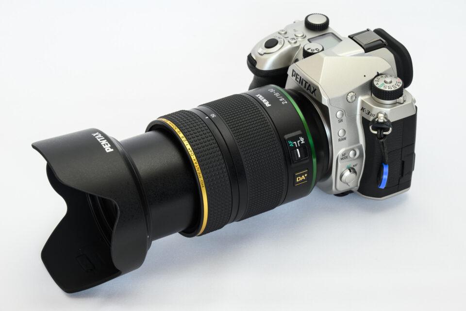 HD PENTAX-DA★16-50mmF2.8ED PLM AW テレ端