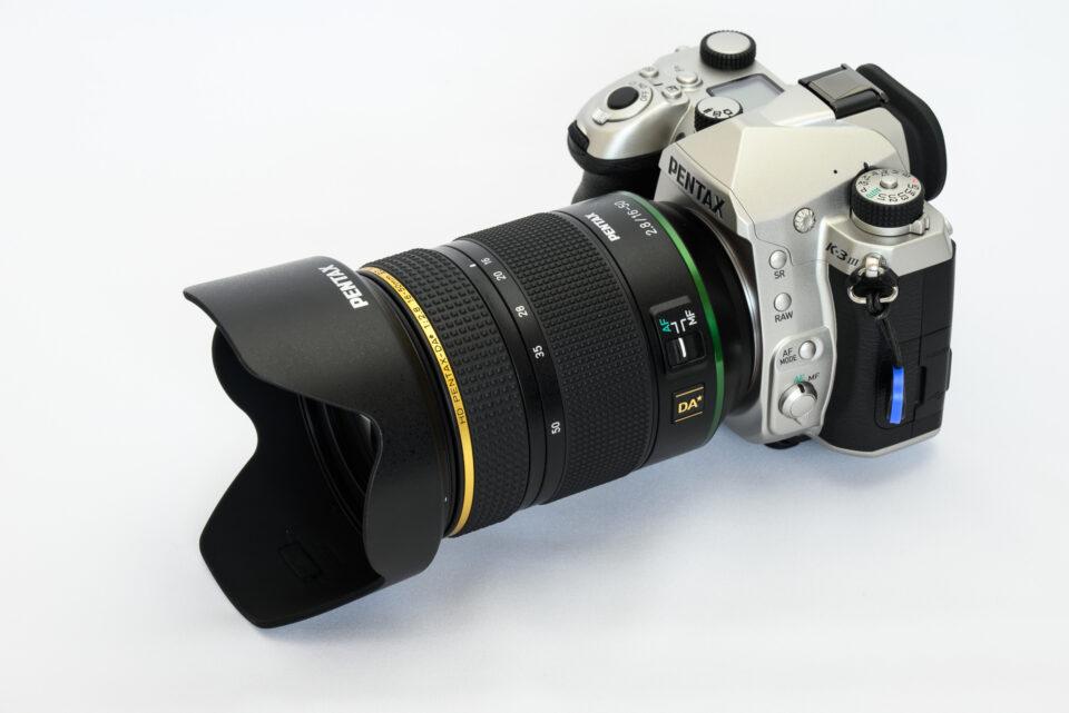 HD PENTAX-DA★16-50mmF2.8ED PLM AWワイド端