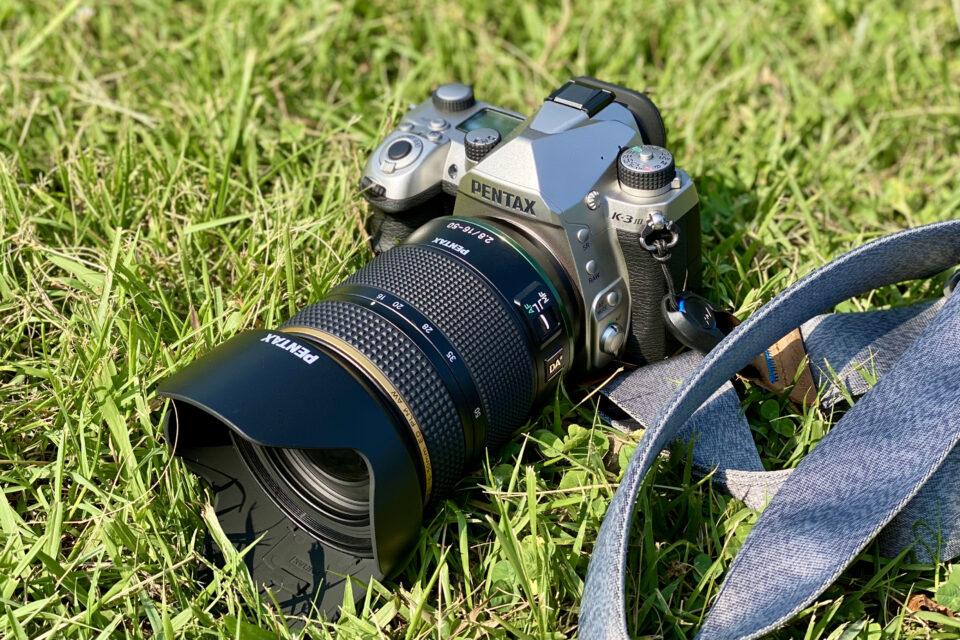 K-3 Mark III + HD DA★16-50mmF2.8PLM