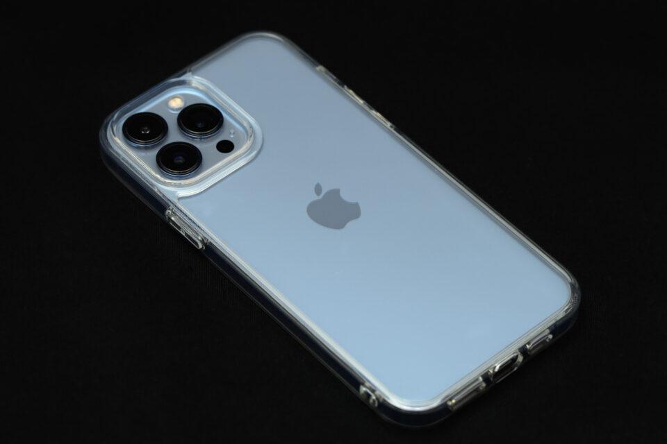 iPhone 13 Pro Max 裏