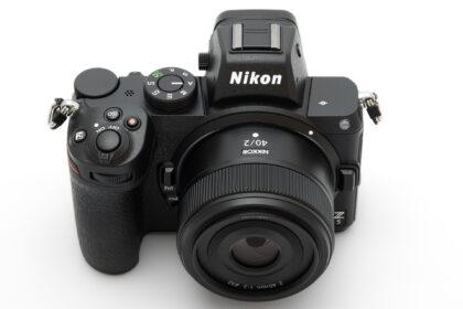 Nikon Z 5 + NIKKOR Z 40mm f/2 正面